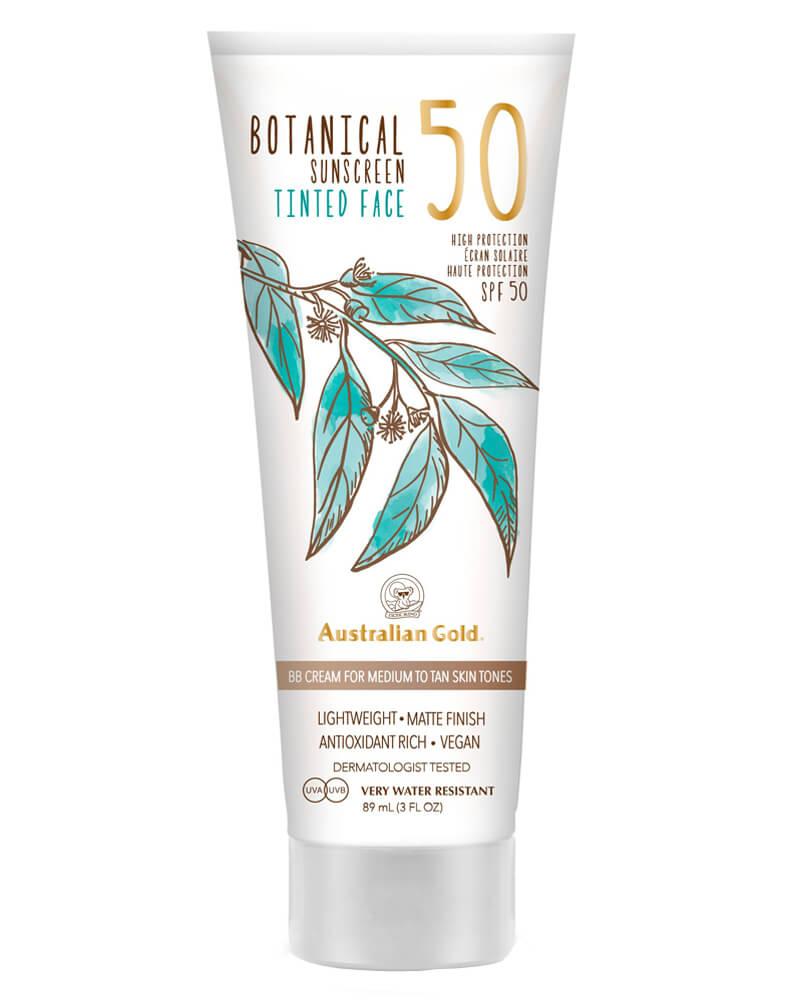 Australian Gold Botanical Sunscreen BB Cream Medium Tan SPF 50  89 ml