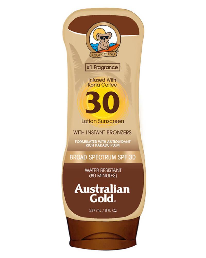 Australian Gold Lotion Sunscreen SPF 30 Bronzer 237 ml