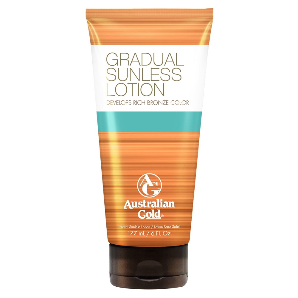 Australian Gold Gradual Sunless Lotion (U) 177 ml