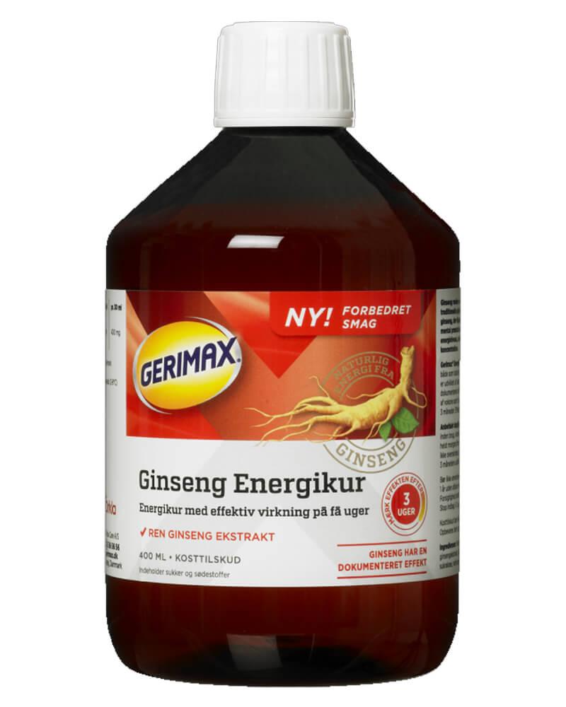 Gerimax Ginseng Energikur 400 ml
