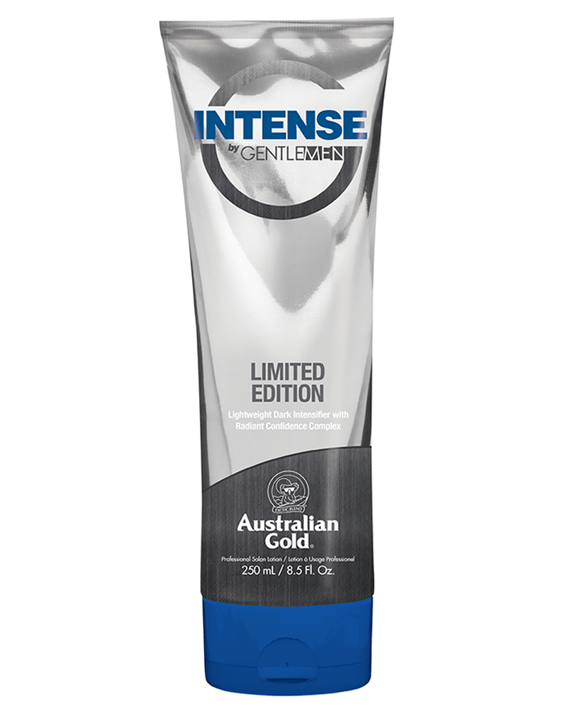 Australian Gold Intense by Gentlemen - Limited Edition Intensifier 250 ml