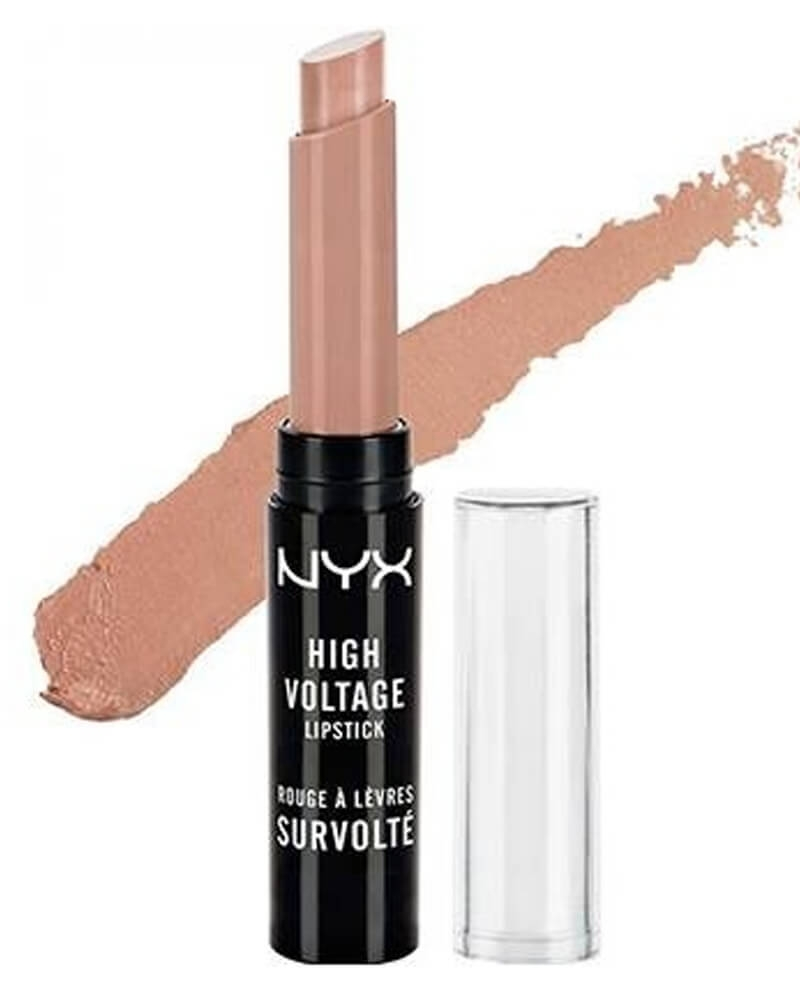 NYX High Voltage Lipstick - Flawless 10