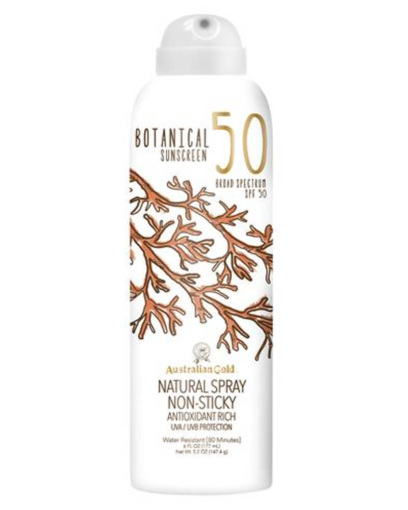 Australian Gold Botanical Sunscreen Spray SPF 50 177 ml