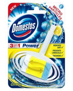 Domestos 3i1 Power Toiletblok - Citrus 40 g