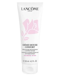 Lancome Crème-Mousse Confort Comforting Cleansing Creamy-Foam 125 ml