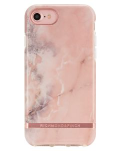 Richmond And Finch Pink Marble iPhone 6/6S/7/8 Cover