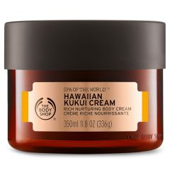 The Body Shop Hawaiian Kukui Cream 350 ml