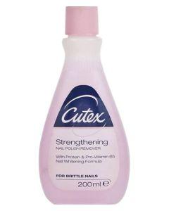 Cutex Strengthening Nail Polish Remover 200 ml