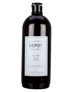 Depot No. 104 Silver Shampoo 1000 ml