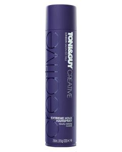 Toni & Guy Creative Extreme Hold Hairspray  250 ml