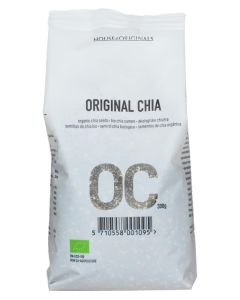 Original Chia - Økologisk Original Chiafrø (Hvid) 300 g
