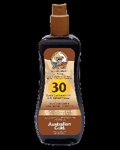 Australian Gold Spray Gel Sunscreen SPF 30 M/Selvbruner 237 ml