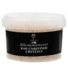 Cosmos Co Bath And Peeling Salt Raw Unrefined Crystals (U)