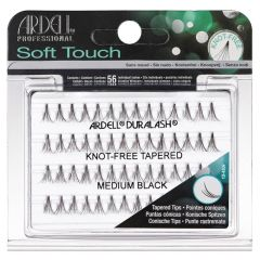 Ardell Soft Touch DuraLash Knot Free - Medium Black
