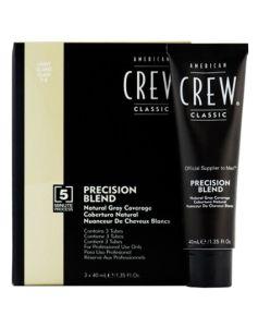 American Crew Precision Blend - Light 7-8 3x40ml