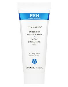 REN Vita Mineral - Emollient Rescue Cream 50 ml