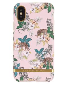 Richmond And Finch Pink Tiger iPhone Xs Max Cover