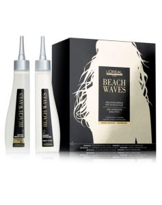 Loreal Beach Waves Sensitized Hair Waves Effect. 6x100ml Waving Lotion + 6x100ml Neutralizer