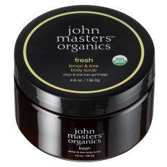 John Masters Fresh Lemon & Lime Body Scrub