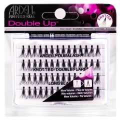 Ardell Double Up DuraLash Knotted - Long Black