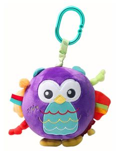 Fisher Price Woodland Rolly Polly Jingle Ball