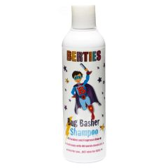 Berties Bug Basher Luse Shampoo (N) 250 ml