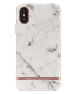Richmond And Finch White Marble iPhone Xs Max Cover