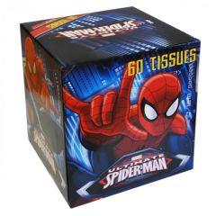 Marvel Spiderman, 60 Tissues