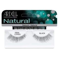 Ardell Natural Demi Luvies Black