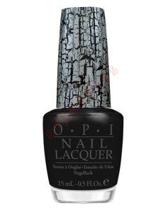 OPI 161 Black shatter 15 ml