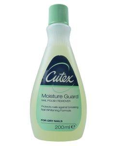 Cutex Moisture Guard Nail Polish Remover 200 ml