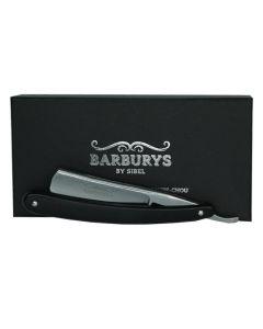 Barburys Straight Razor Bonus Black Ref. 7740010