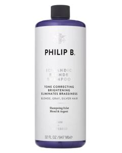 Philip B Icelandic Blonde Shampoo (Inkl. Pumpe)  947 ml