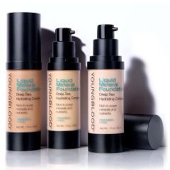 Youngblood Liquid Mineral Foundation - Sand 30 ml
