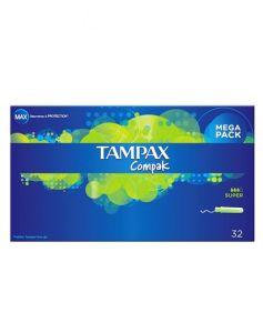 Tampax Compak - Super 32 stk