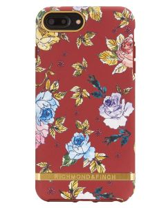 Richmond And Finch Red Floral Iphone 6/6S/7/8 PLUS Cover