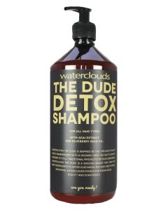 Waterclouds The Dude - Detox Shampoo 1000 ml