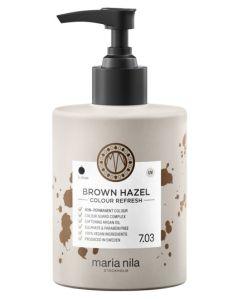 Maria Nila Colour Refresh - Brown Hazel 7,03 300 ml