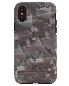Richmond And Finch Camouflage iPhone X/Xs Cover