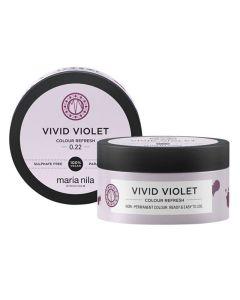 Maria Nila Colour Refresh - Vivid Violet 0.22 - 100ml 100 ml