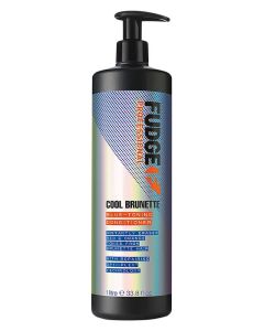 Fudge Cool Brunette Blue-Toning Conditioner 1000 ml