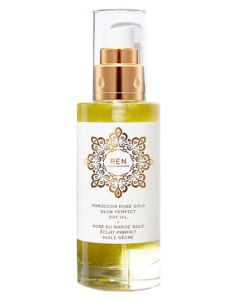 REN Moroccan Rose Gold Glow Perfect Dry Oil 100 ml