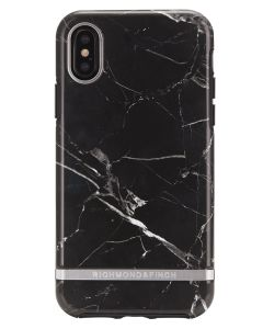 Richmond And Finch Black Marble iPhone Xs Max Cover