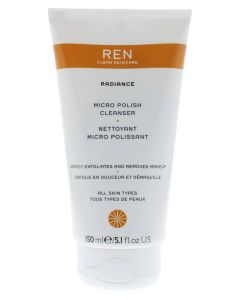 REN Micro Polish Cleanser 150 ml