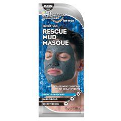 Montagne Jeunesse - For Men Dead Sea Rescue Mud Masque