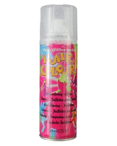 Sibel Hair Color Spray Glitter Sølv - Ref. 0240000-32 125 ml