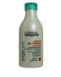 Loreal Prof. Source Re-naitre Shampoo  250 ml