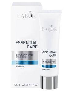 Babor Essential Care BB Cream SPF 20 - 02 Medium  50 ml