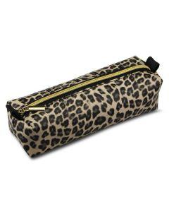 Gillian Jones Leopard Makeup Purse Art: 1678-79