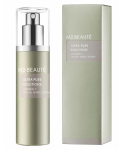 M2 Beaute Ultra Pure Vitamin C Facial Nano Spray 75 ml